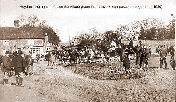 Heydon Hunt