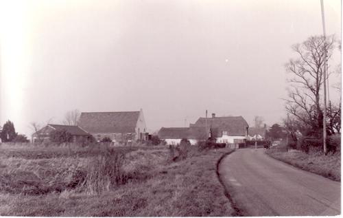 Crawley End Chrishall 1966