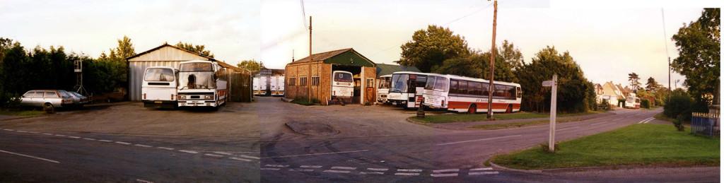 Funstons buses chrishall