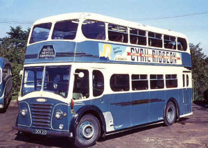 chrishall buses White Lady