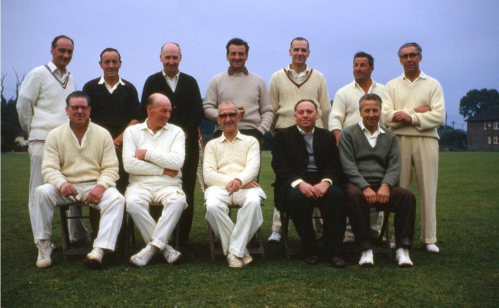Chrishall Cricket Modern