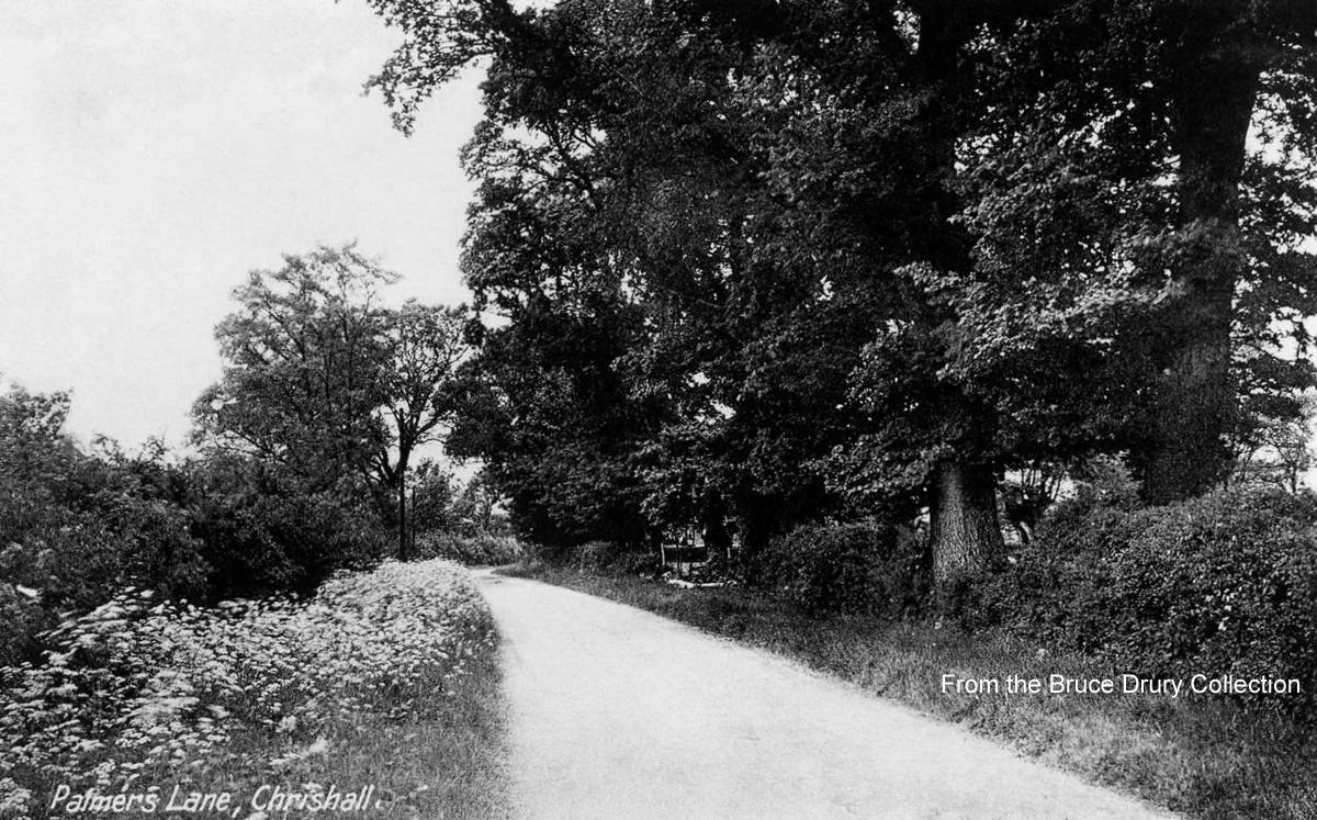 Palmers Lane 1930s