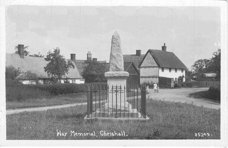 War Memorial 1920s