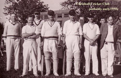 Cricket Team 1949