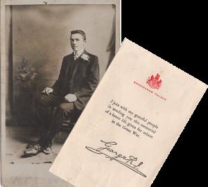 george cranwell first world war chrishall