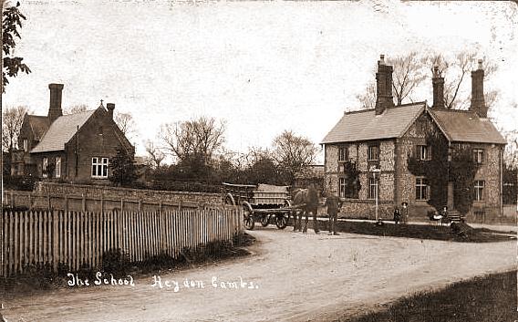 Heydon-Centre-Village