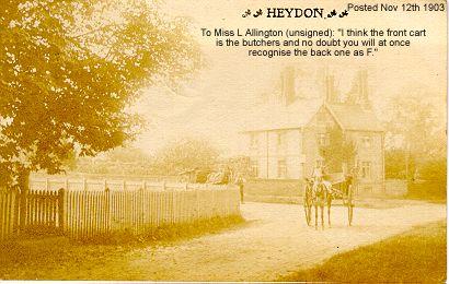 heydon-cart-to-Chrishall2