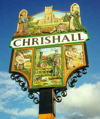 Chrishall Village History