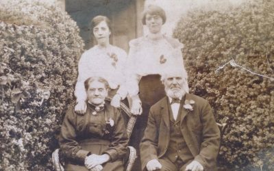 The Abrams family of Builden End