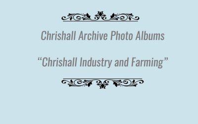 Chrishall at work