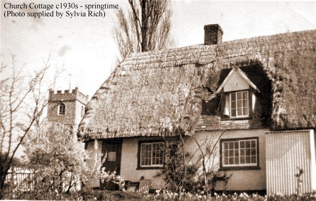 Church Cottage 1930