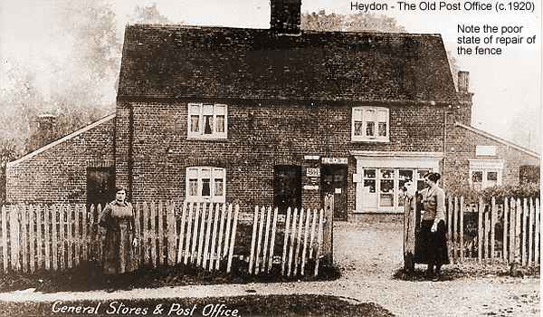 Heydon PO 1920s