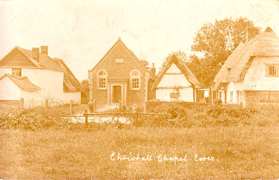 Chapel and Cottages