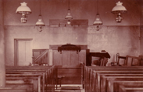 Chrishall Chapel Interior