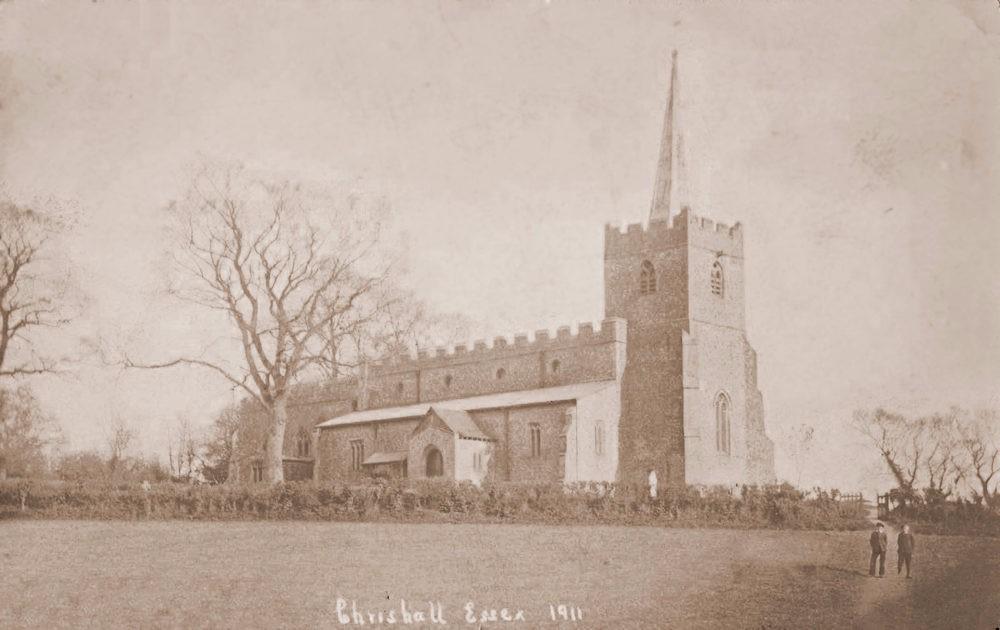 Vicars of Chrishall