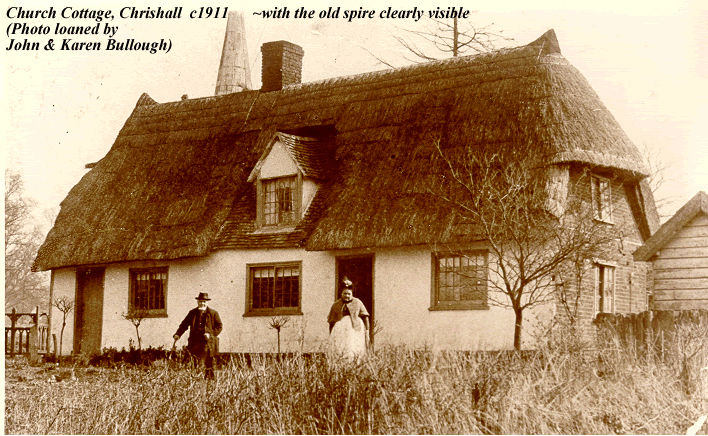 Church Cottage 1911