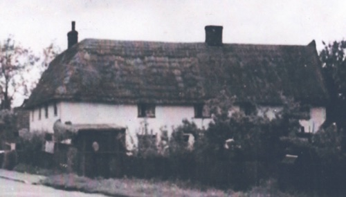 Church Road Cottages Opposite Mullions