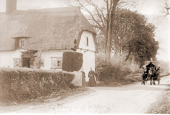 Saffron Cottage, Church Road
