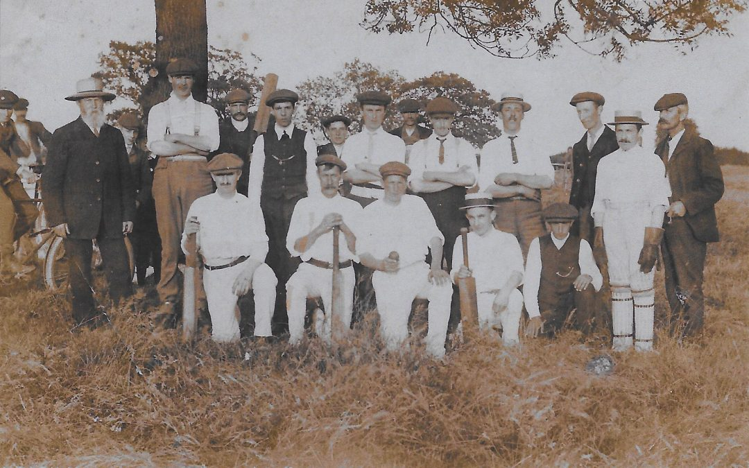 Cricket Team 1900s