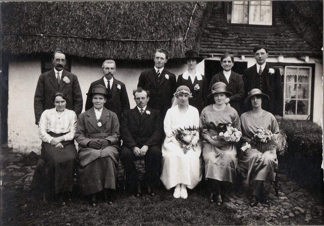 May Cane's Wedding 1922