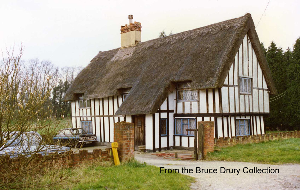 Church Road Cottage 1980s
