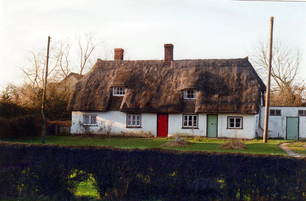 Broad Green Cottages pre 1989