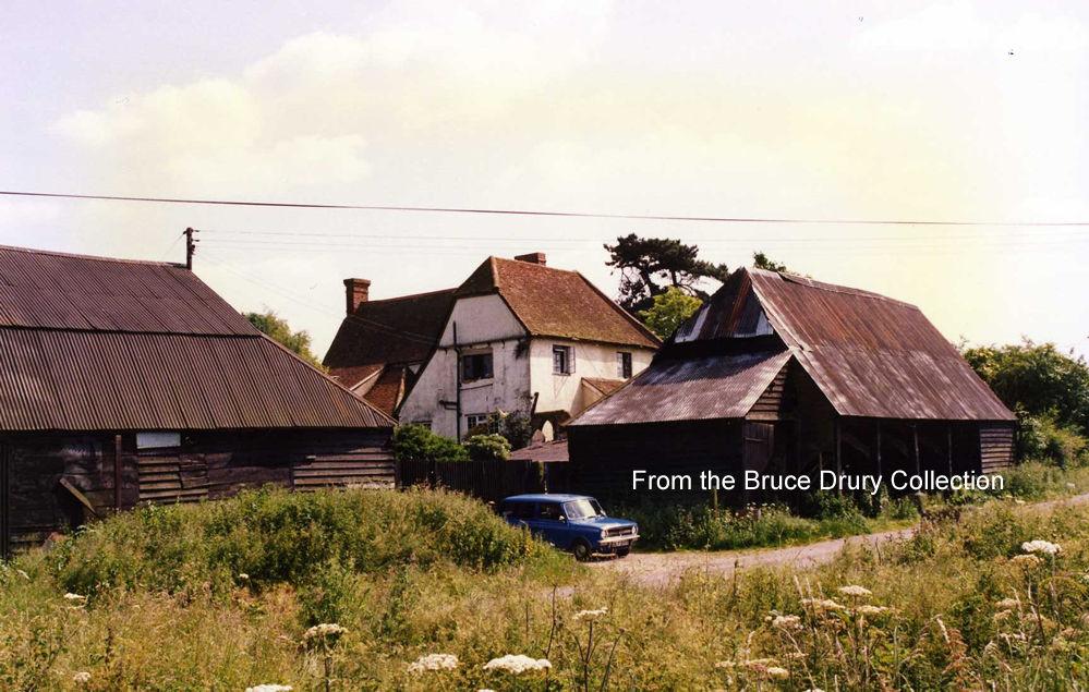 Lower Farm, 1988