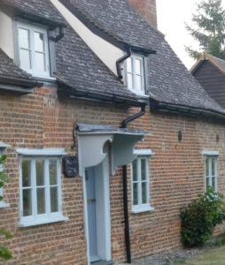 Hollyhock Cottage Chrishall