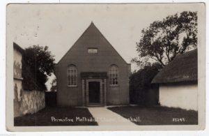 Chrishall Chapel year unknown