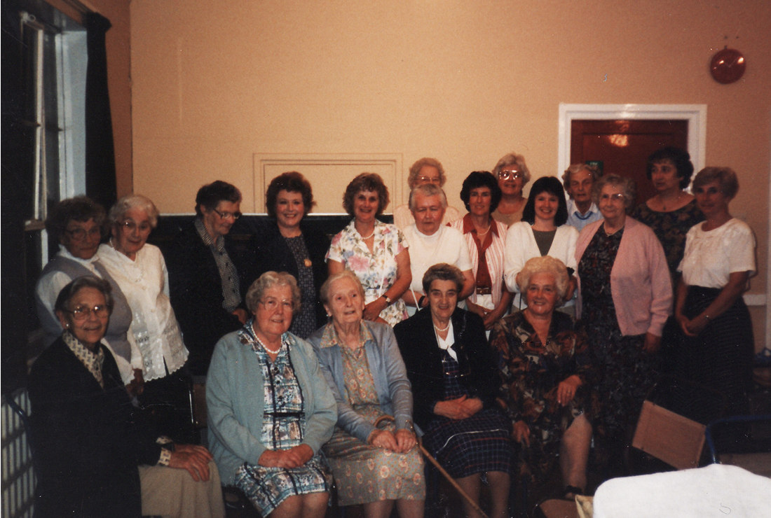 chrishall women's institute 1995
