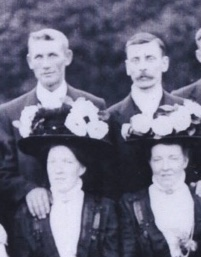 Drury Wedding 1909