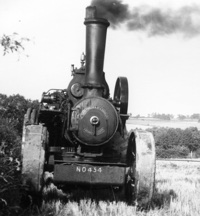 Ploughing, Drage and Kent 1950