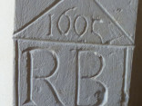 chrishall graffiti from 1605