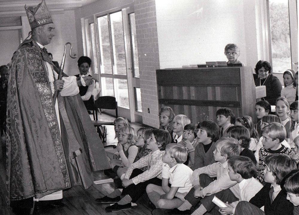 New School Opening 1973