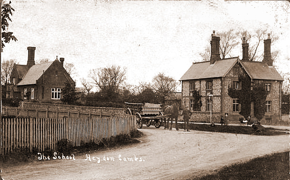 Heydon-Centre-Village