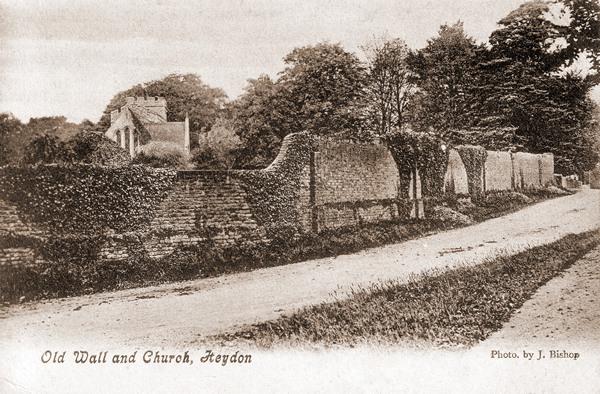 Heydon-Wall-Ruins