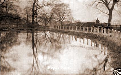 Heydon pond