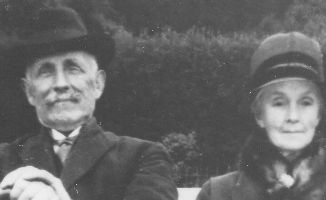 Albert and Alice Rogers