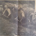 chapel digging party