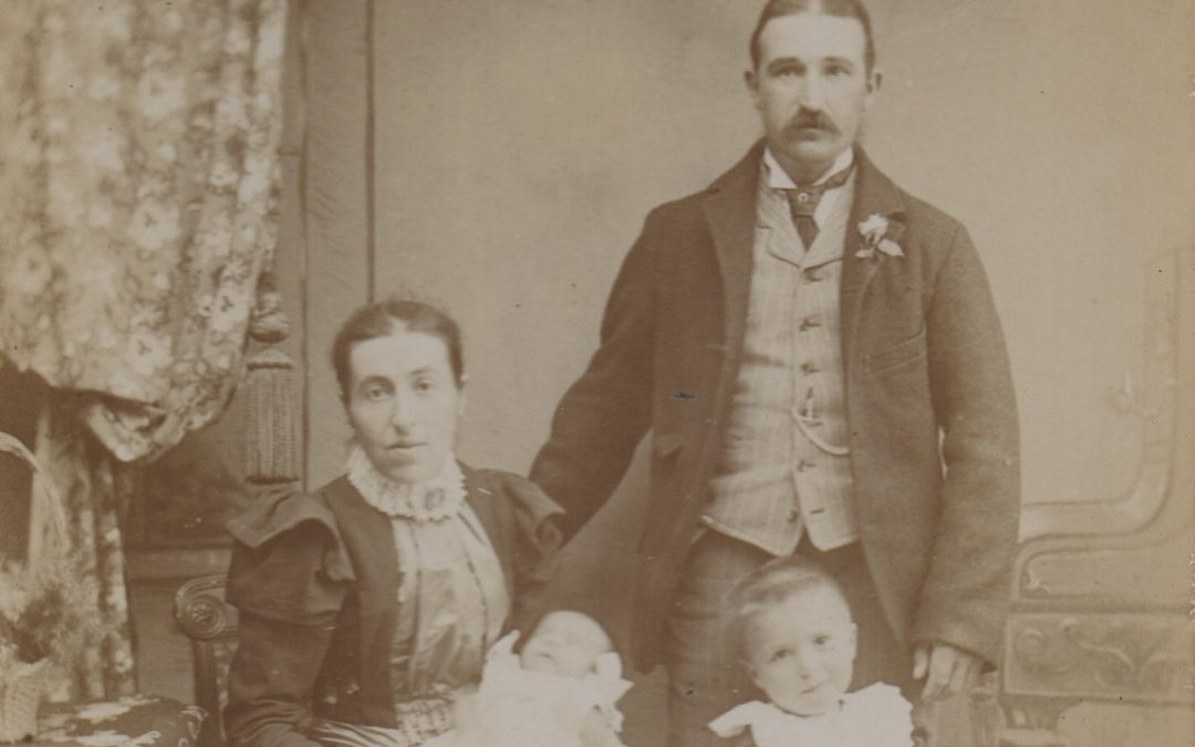 Loveday family of High Street