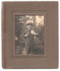 boy with birds heydon or duddenhoe end