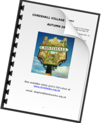 chrishall village newsletter