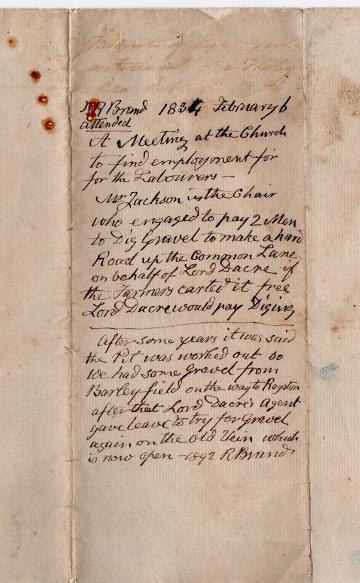 1834 meeting